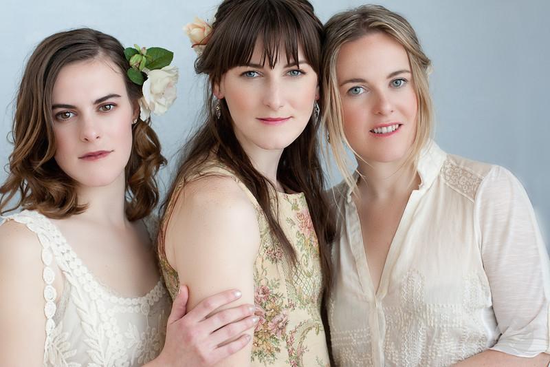 von Trapp sisters