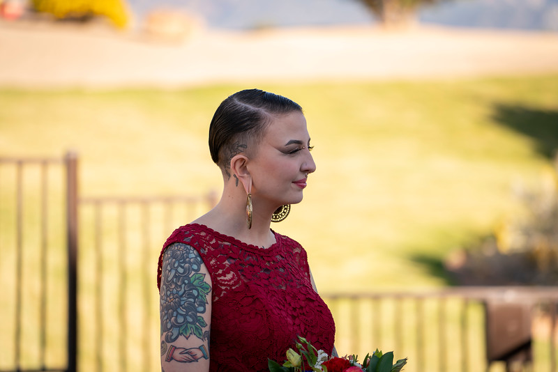 Sandia Hotel Casino New Mexico October Wedding Ceremony C&C-27.jpg
