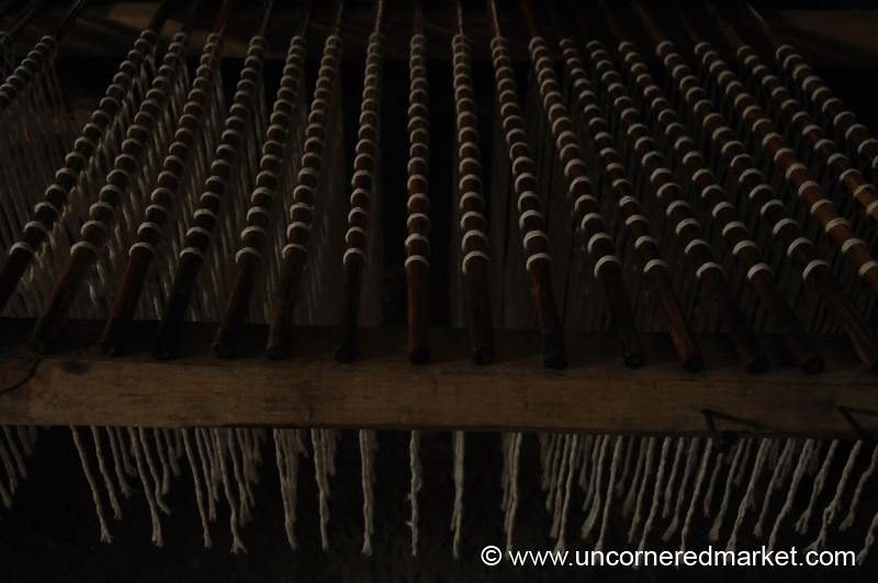 Kiva Project, Candle Wicking - San Pedro Sacatepequez, Guatemala