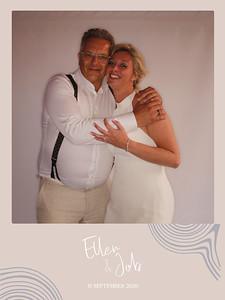 Bruiloft Ellen & Job