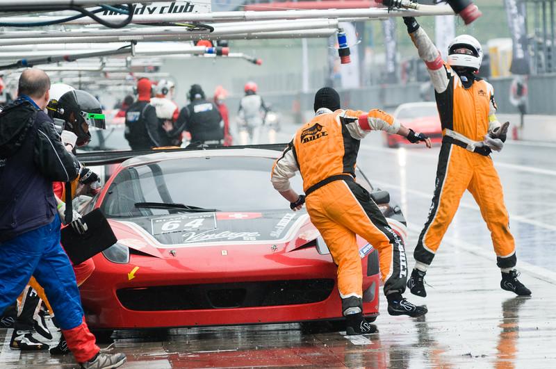 2012 - Blancpain GT Endurance Series