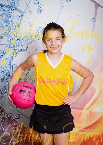 20171017 -#1 3G Volley Girls