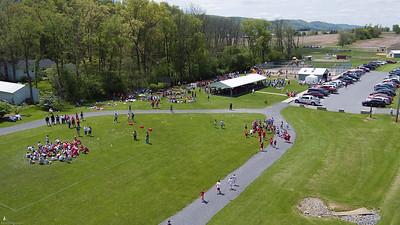Marion Walker Elementary Field Day 2016