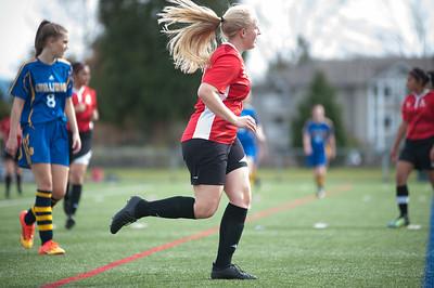 2018 Girls Soccer