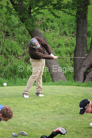 Boys Sectional @ Marengo Golf Course - May 11, 2018