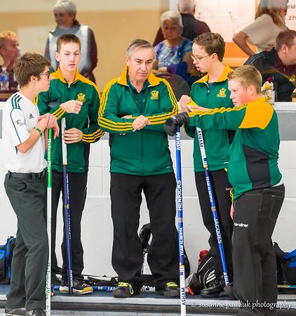 Curler's Classic Bonspiel in Calgary, Alberta