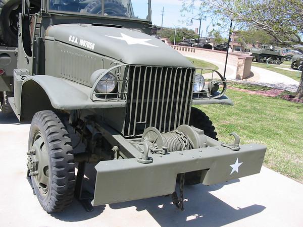 WWII 2-1/2 Ton