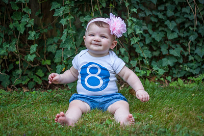 Reese 8 Months