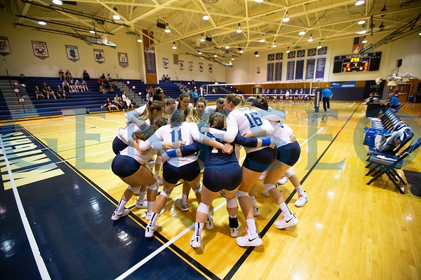 Volleyball vs. Houghton