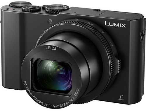 Best Compact Camera for Travel: Panasonic Lumix LX10