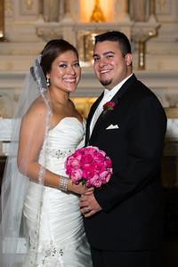 Michael and Erika Wedding
