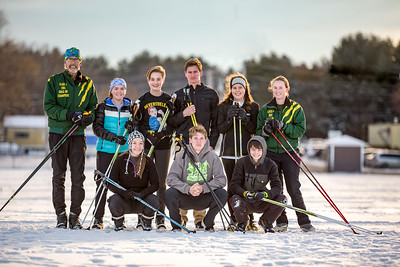 2017-12-11 OHCHS Nordic Skiing Team Photos
