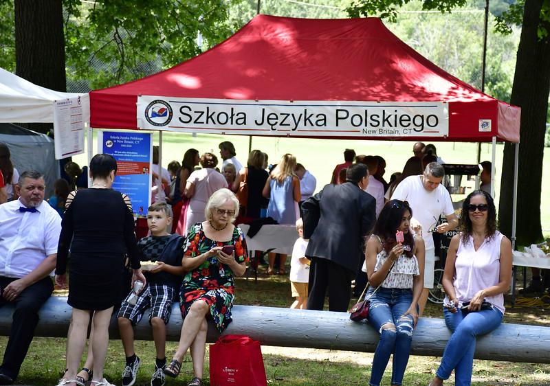 8/24/2019 Mike Orazzi | Staff The 39th annual Dozynki Polish Harvest Festival at Falcon Field in New Britain on Saturday.
