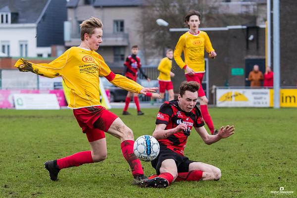 01/02/2019: U17G Sportkring Kemzeke B - KVV Laarne-Kalken