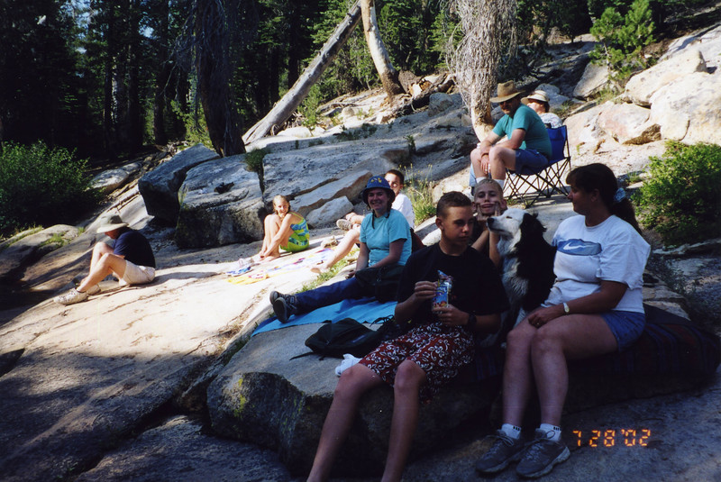 Soda Springs, Red's Meadown, Mamouth Mountain, CA