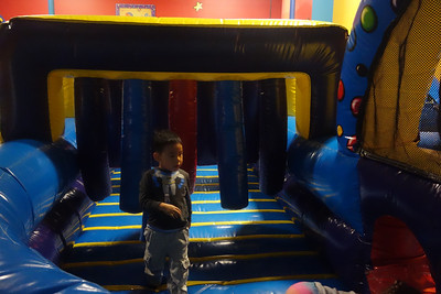 Micah's 4th Birthday Party