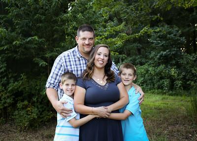 Eaton Family Peeks