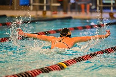 Ankeny Girls Swim & Dive vs. Waukee 10122021