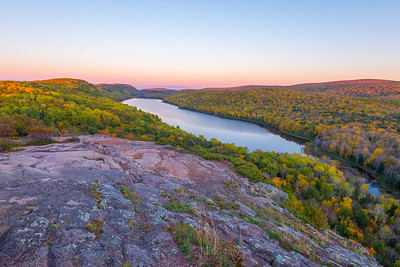 Porcupine Mountains State Wilderness Area