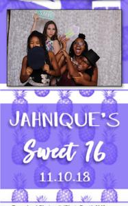 Jahnique  Sweet 16