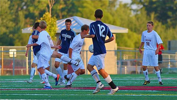 Alec's Senior Soccer