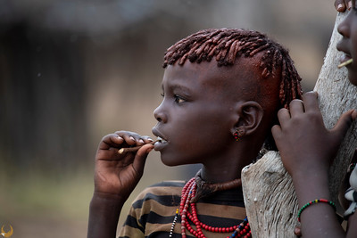 Ethiopia 2019 Hamer tribe Bull-Jumping