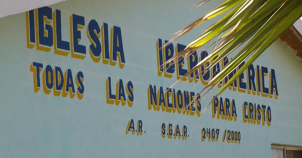 Viaje Misionero a San Telmo 2005