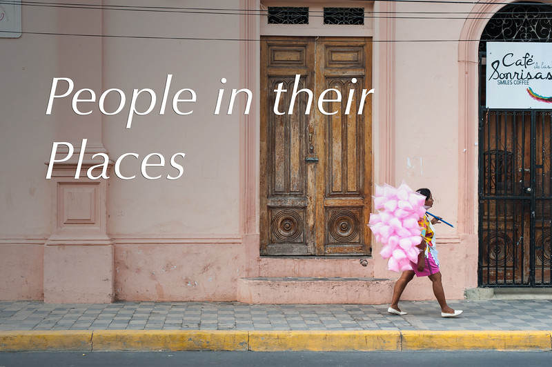 People in their Places