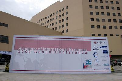 AIB 2006 Beijing