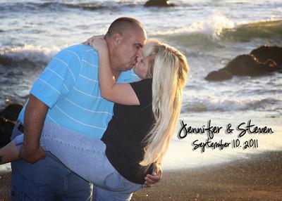 Jennifer & Steven