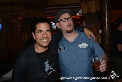 Joe Sib and JT Habersaat - Punk Rock Bowling 2012 - Golden Nugget Hotel - Las Vegas, NV - May 25, 2012