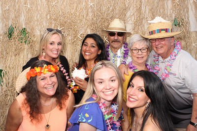 Firefighter's Burn Institute Tropical Affair 2019