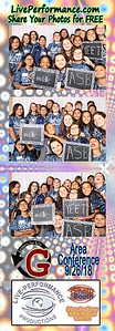 9/26/18 CASL Area G Student Leadership Conference Photo Strips