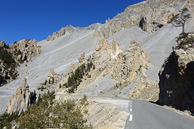 Route des Grandes Alpes, 2017