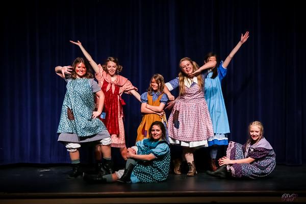 Preston High Musicals