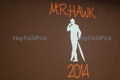 Mr. Hawk Pageant 12/18/14