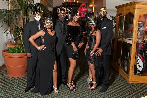 Masquerade Birthday Celebration