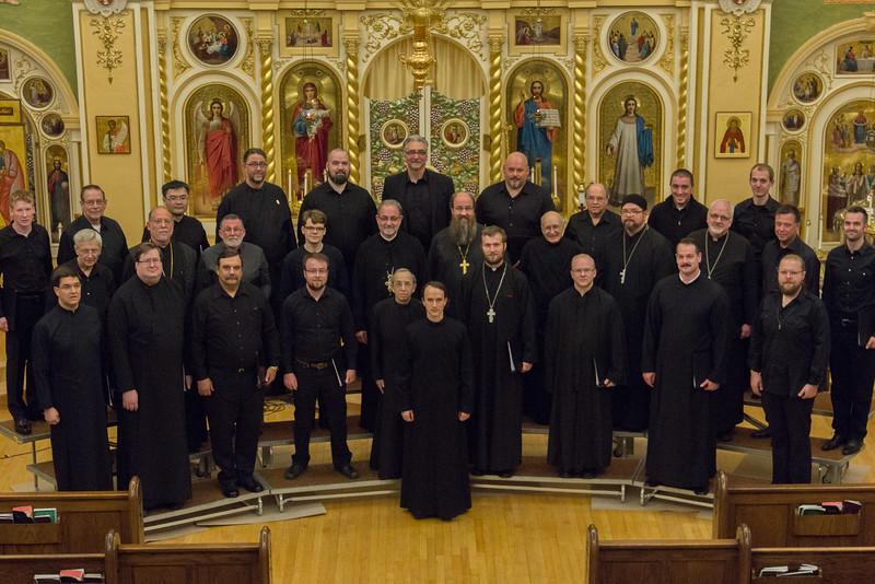 St. Vladimir's Alumni & Friends Concert