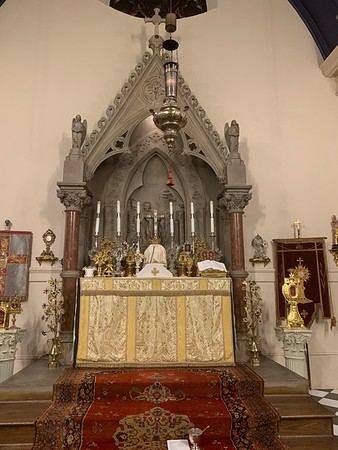 64th Anniversary of the Consecration of this church