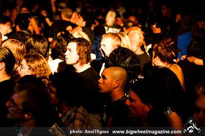 Gnarmageddon Fest 2011 - Agent Orange - at The Glass House - Pomona, CA - June 18, 2011