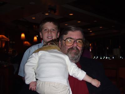 Peter's Unfortunate 50th Birthday