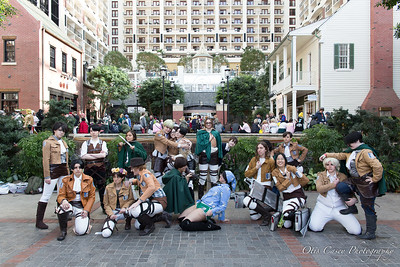Katsucon 2018 Attack on Titan
