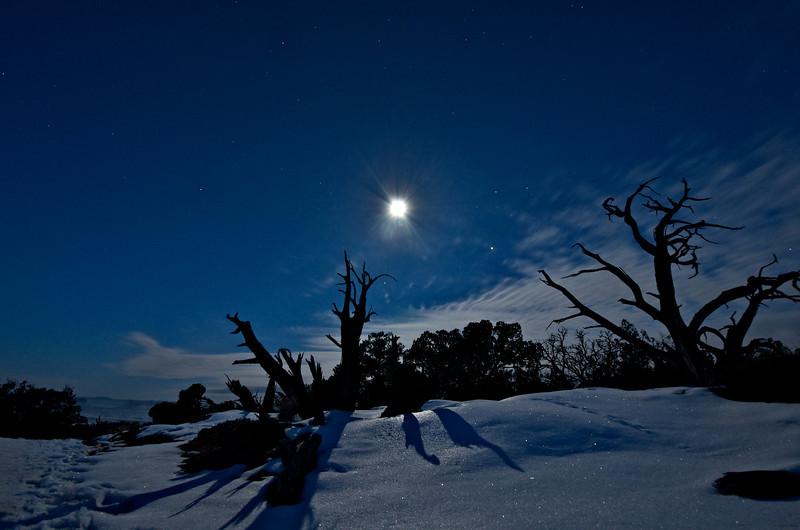 Trail to Mesa Arch
