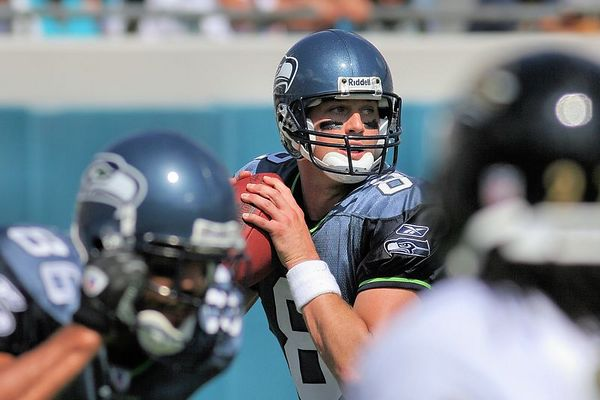 Jaguars vs. Seahawks, Sept 11, 2005:  The Game