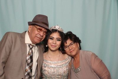 Giselle's Quinceanera 12/16/2017
