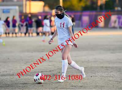 1-21-21 - Northwest Christian School v River Valley - Girls Soccer