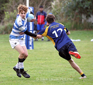 College and First XV Rugby 2020