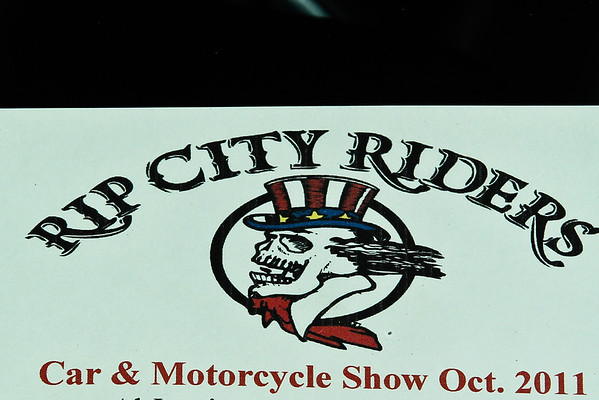 Rip City Riders - Petaluma, Ca 10/1/11 (Car Show)