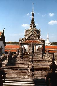Model of Angkor Wat, Wat Phra Keo