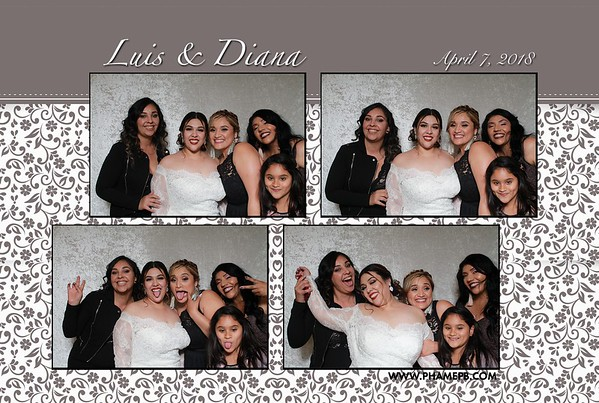 Rodriguez & Reyes Wedding